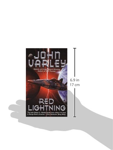 Red Lightning (A Thunder And Lightning Novel)