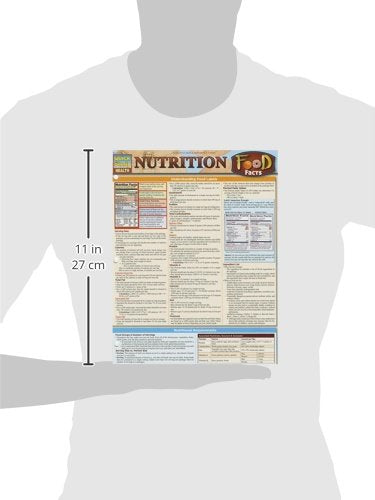 Nutrition Food Facts (Quick Study Health)
