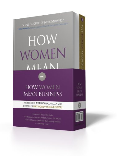 Why Women Mean Business + How Women Mean Business Set