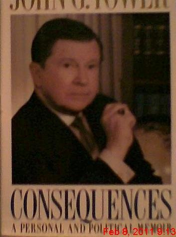 Consequences: A Personal And Political Memoir