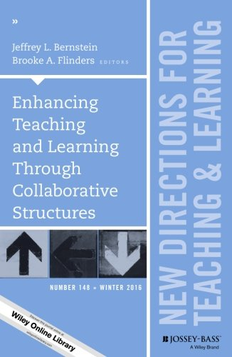 Enhancing Teaching And Learning Through Collaborative Structures: New Directions For Teaching And Learning, Number 148 (J-B Tl Single Issue Teaching And Learning)