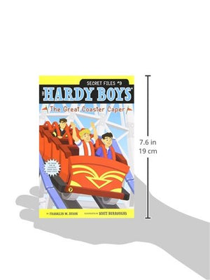 The Great Coaster Caper (Hardy Boys: The Secret Files)