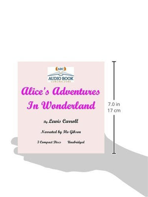 Alice'S Adventures In Wonderland (Classic Books On Cd Collection) [Unabridged]