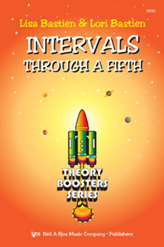 Kp26 - Intervals Through A Fifth (Theory Boosters Series)
