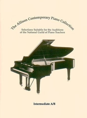 Allison Contemporary Piano Collection Inter A/B National Guild Auditions