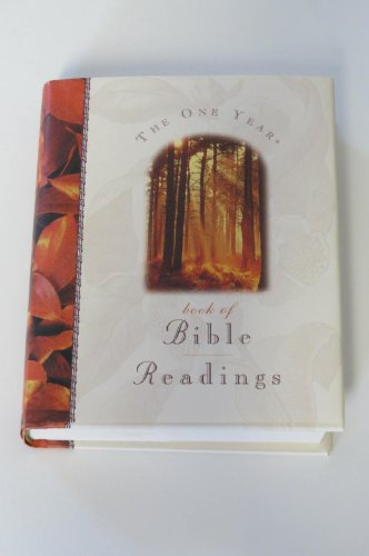 The One Year Book Of Bible Readings: Inspirational Readings From The Living Bible For Each Day Of The Year