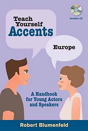 Teach Yourself Accents - Europe: A Handbook For Young Actors And Speakers