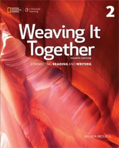 Weaving It Together 2: 0