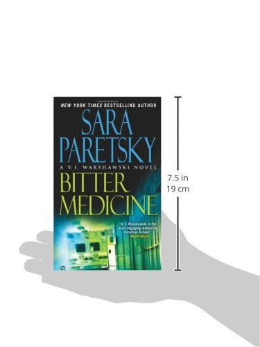 Bitter Medicine (A V.I. Warshawski Novel)