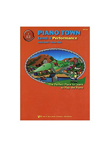 Mp134 - Piano Town Performance Level 4
