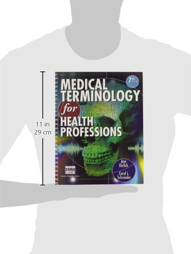Medical Terminology For Health Professions With Studyware Cd-Rom + Webtutor Advantage On Blackboard Printed Access Card Pkg