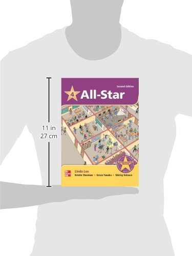 All Star Level 4 Student Book With Workout Cd-Rom And Workbook Pack