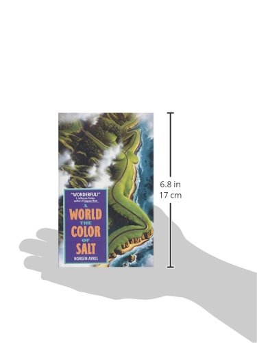 A World The Color Of Salt (Smokey Brandon Mystery)