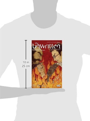 The Unwritten Vol. 6: Tommy Taylor And The War Of Words