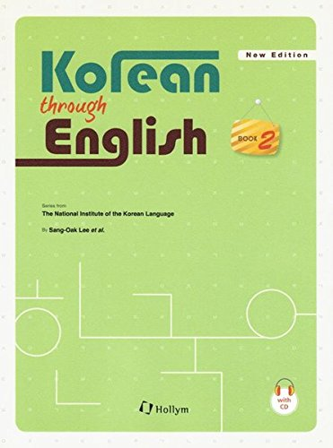 Korean Through English Book 2 New Edition (English And Korean Edition)