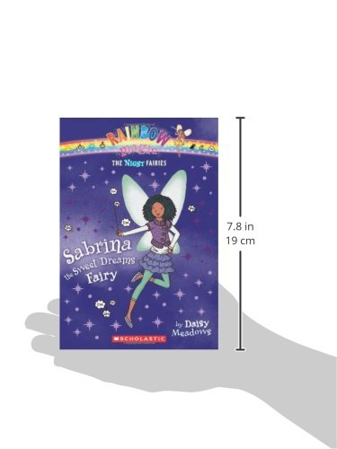 Sabrina The Sweet Dreams Fairy (Night Fairies #7)