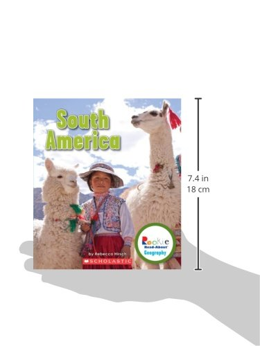South America (Rookie Read-About Geography (Paperback))