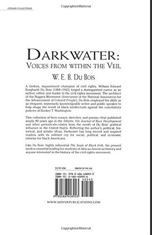 Darkwater: Voices From Within The Veil (Dover Thrift Editions)
