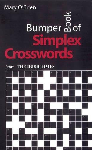 Bumper Book Of Simplex Crosswords: From The Irish Times