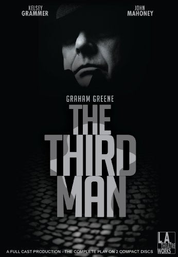 The Third Man (Library Edition Audio Cds)