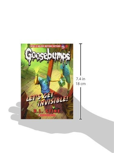 Let'S Get Invisible! (Turtleback School & Library Binding Edition) (Goosebumps)