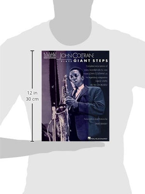 John Coltrane Plays Giant Steps: Tenor Saxophone (Artist Transcriptions)