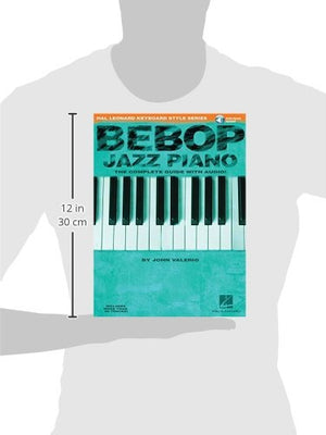 Bebop Jazz Piano (Hal Leonard Keyboard Style Series)