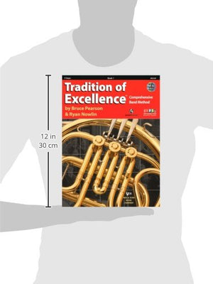 W61Hf - Tradition Of Excellence Book 1 - F Horn