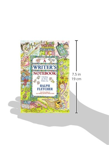 A Writer'S Notebook: Unlocking The Writer Within You (Turtleback School & Library Binding Edition)