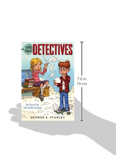 The Clue Of The Left-Handed Envelope (Third-Grade Detectives)