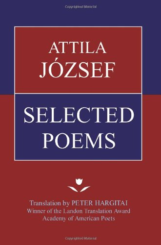 Attila Jzsef Selected Poems