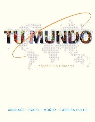 Connect (With Digital Wblm) Introductory Spanish 720 Day Access Card For Tu Mundo
