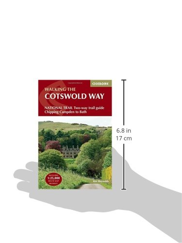 The Cotswold Way: Two-Way National Trail Description (Uk Long-Distance Series)