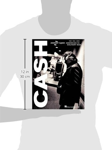 Johnny Cash American Iii Solitary Man (Piano/Vocal/Guitar Artist Songbook)