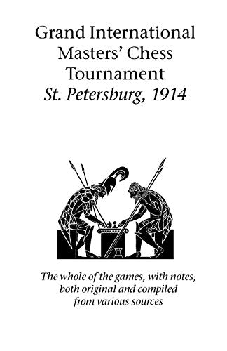 Grand International Masters' Chess Tournament St. Petersburg, 1914