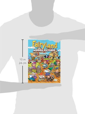Fairyland Hidden Pictures (Dover Children'S Activity Books)