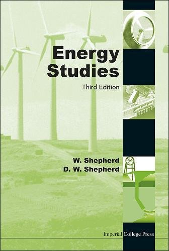 Energy Studies (3Rd Edition)