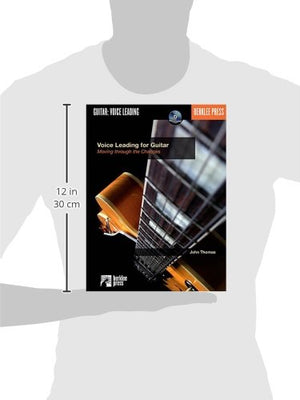 Voice Leading For Guitar Moving Through The Changes (Bk/Cd)