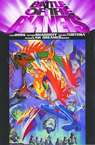 Battle Of The Planets Volume 1: Trial By Fire