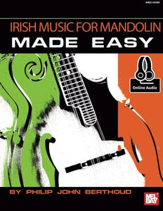 Irish Music For Mandolin Made Easy