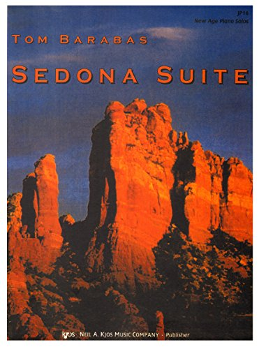 Jp16 - Sedona Suite - New Age Piano Solos - Barbaras