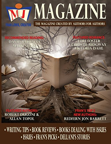 Mj Magazine May - Written By Authors For Authors
