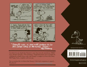 The Complete Peanuts 1969-1970 (Vol. 10)