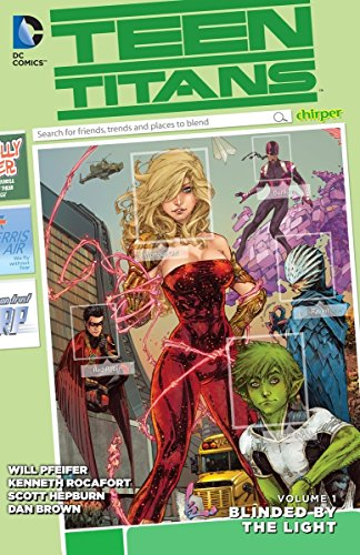 Teen Titans Vol. 1: Blinded By The Light