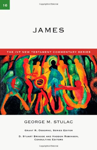 James (The Ivp New Testament Commentary Series)