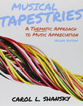 Musical Tapestries: A Thematic Approach To Music Appreciation