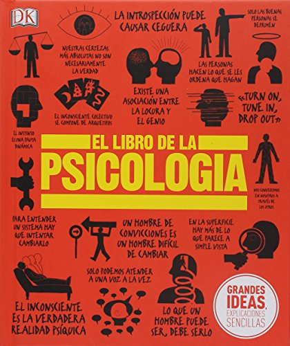 El Libro De La Psicologa (Big Ideas Simply Explained) (Spanish Edition)