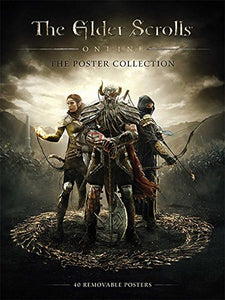 The Elder Scrolls Online: The Poster Collection (Insights Poster Collections)