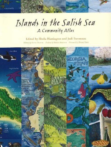 Islands In The Salish Sea: A Community Atlas
