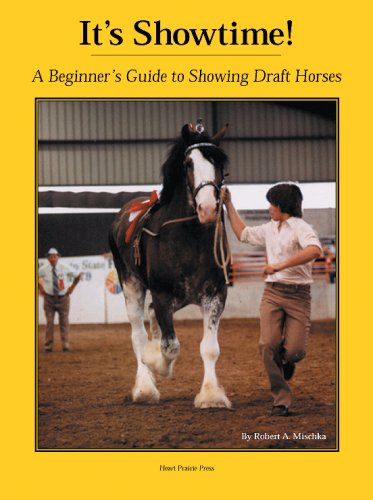 It'S Showtime: A Beginner'S Guide To Showing Draft Horses